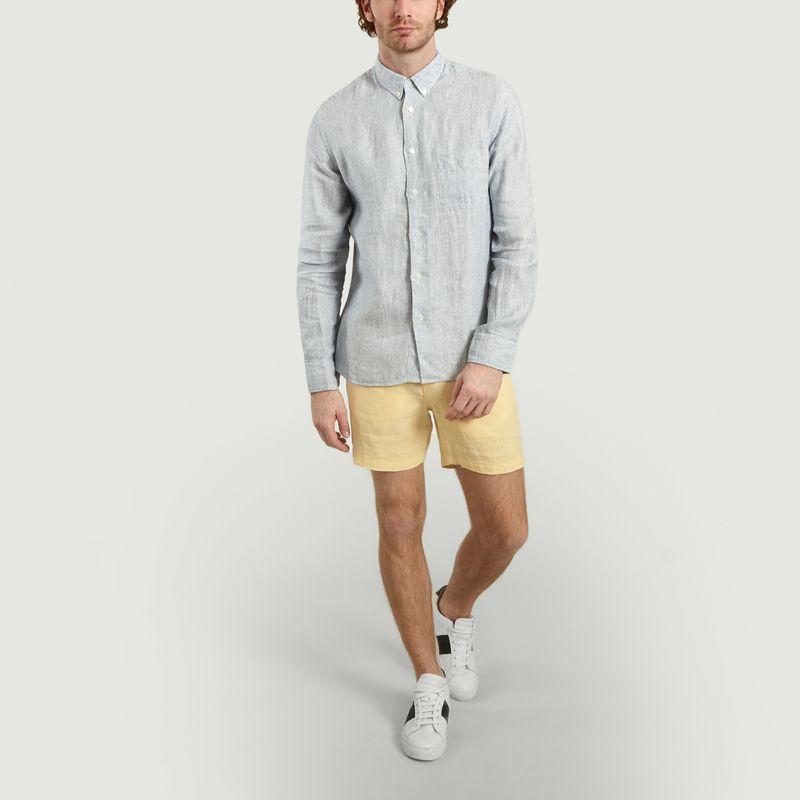 Chemise Branco - La Paz
