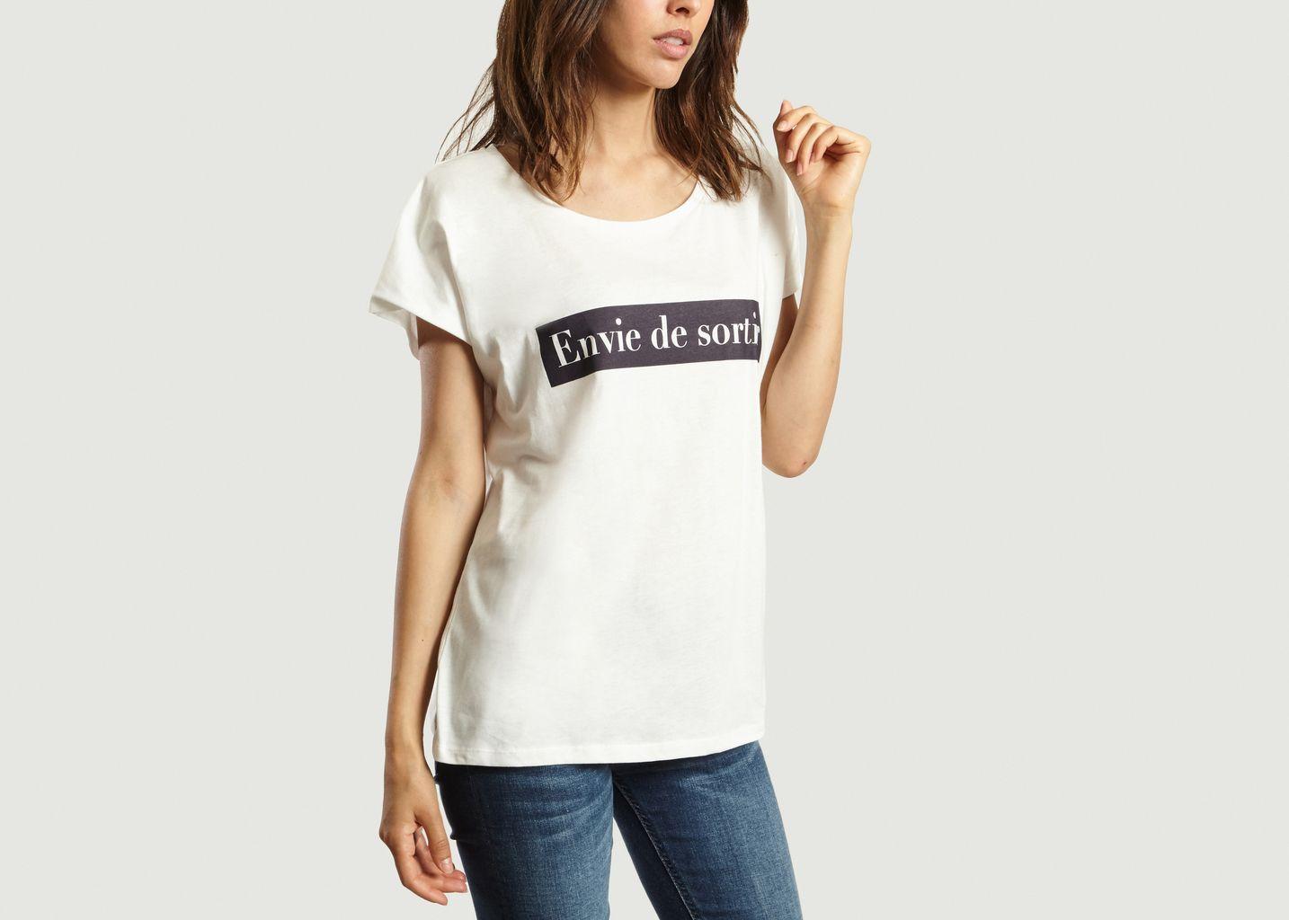 T-Shirt Taquin - La Petite Française