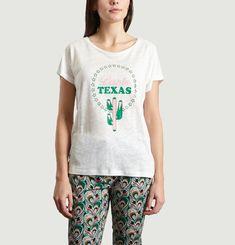 T-Shirt En Lin Titouan