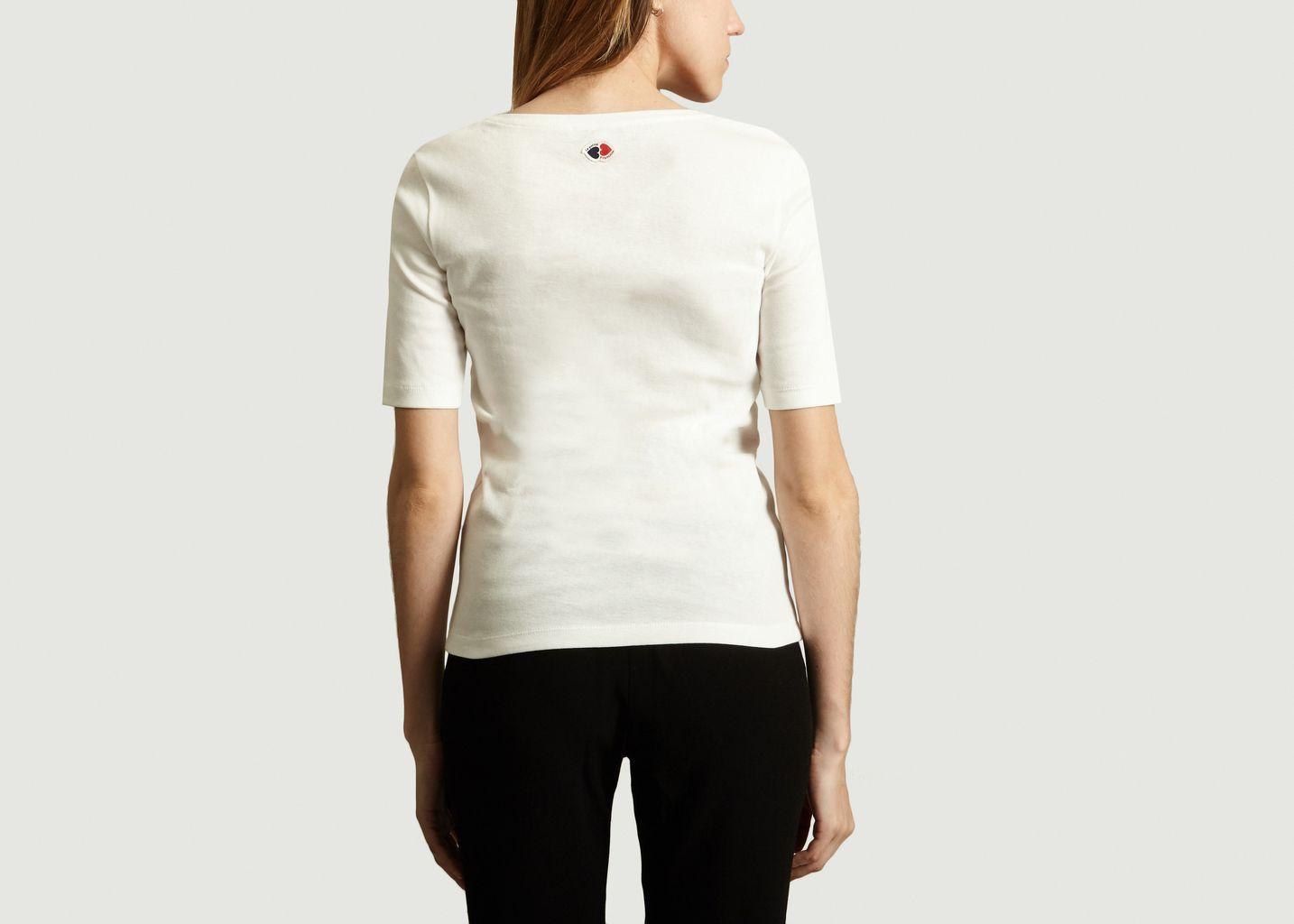 T-Shirt Trésor Ça Roule Ma Poule - La Petite Française