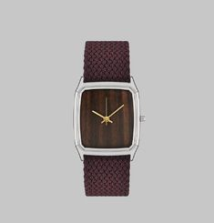 Makassar Ebony Watch