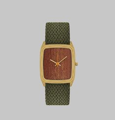 Sapelli Watch