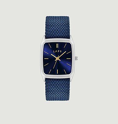 Nova braided fabric watch