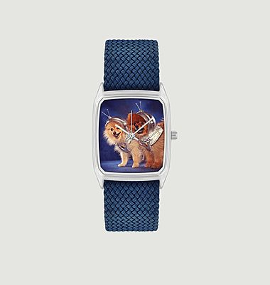 Montre photo chien Dogmonaute