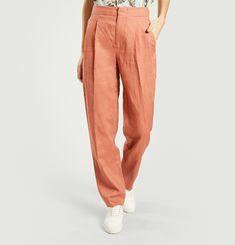 Pantalon Lin