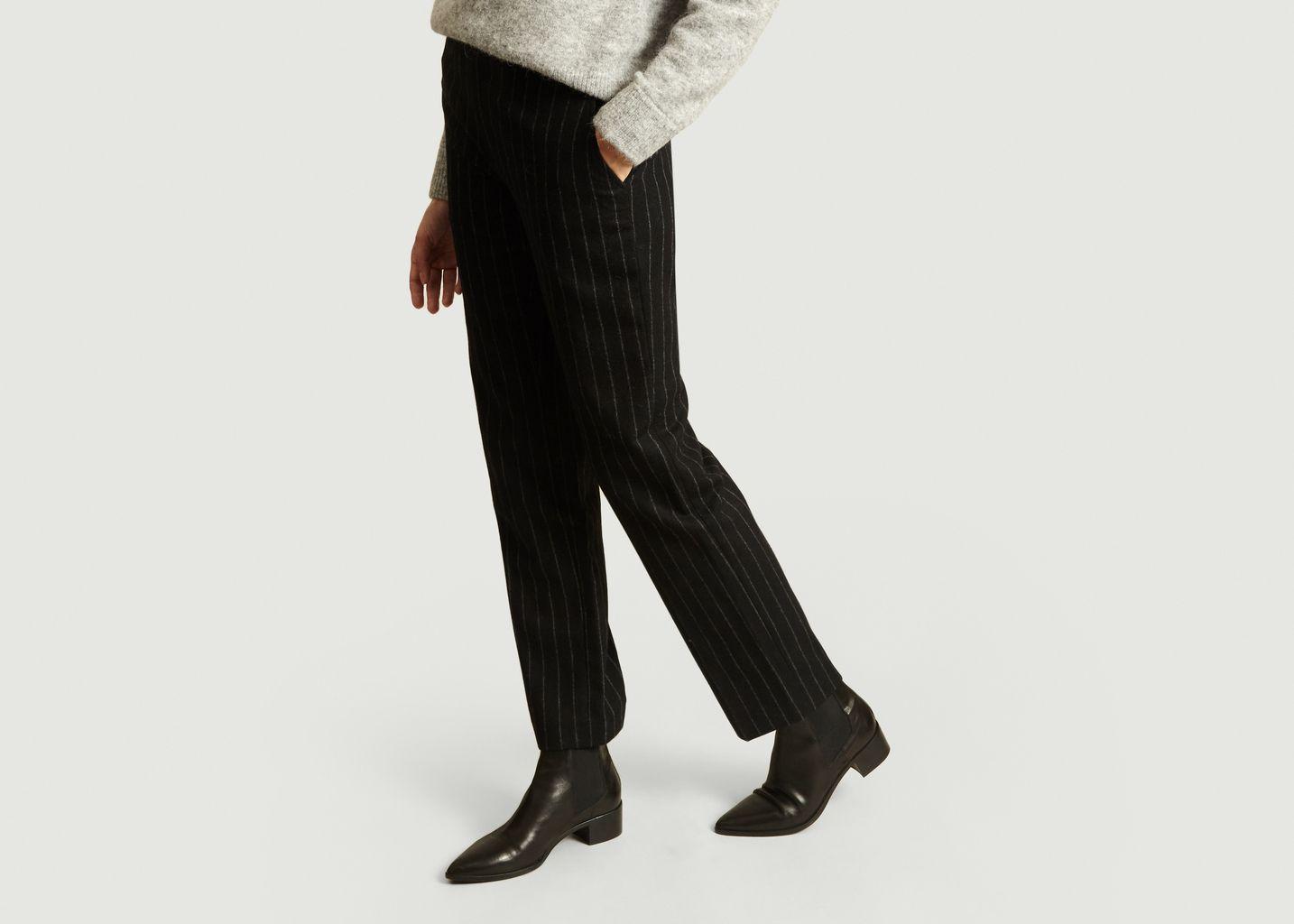 Pantalon Droit - Laquintane