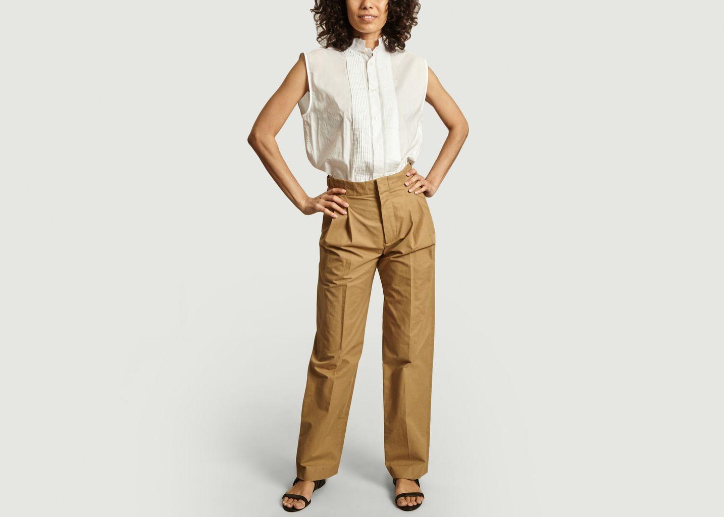 Pantalon en coton - Laquintane