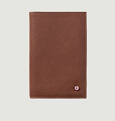 Grand portefeuille Nubuck Gustave