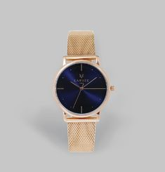 La Rose Milanese Watch