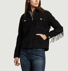 Fringed Cowboy Jacket