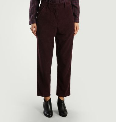 Pantalon Mare en Velours