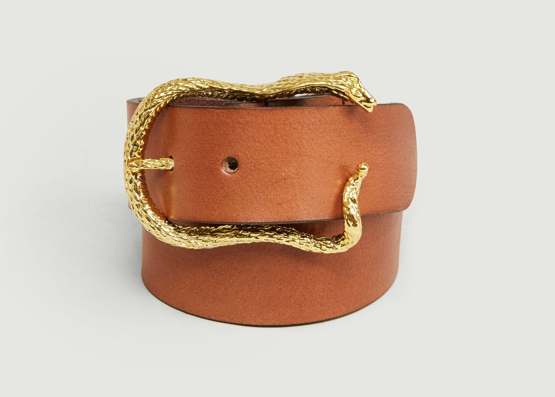 serpent belt natural laurence bras l exception