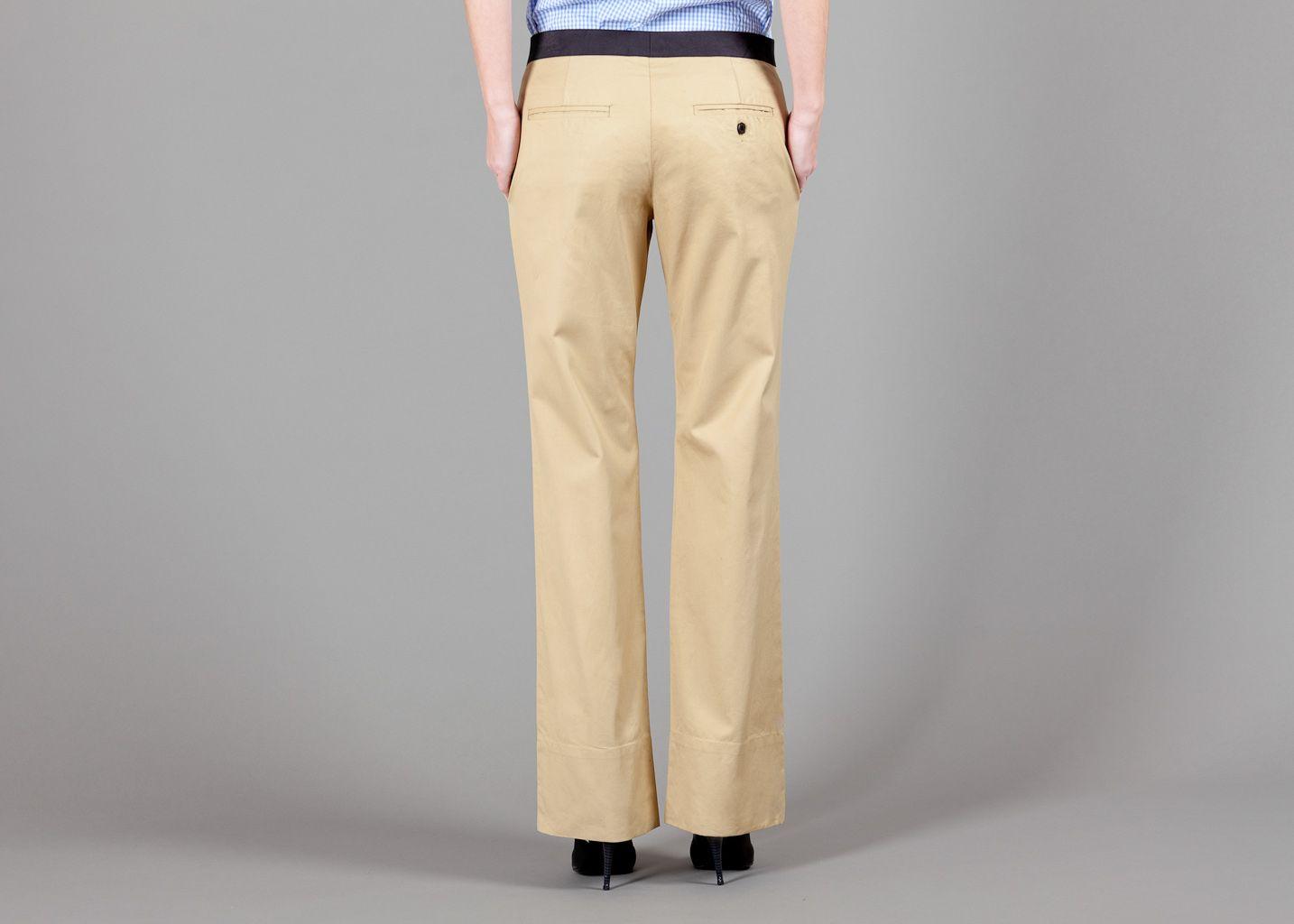 Pantalon Krema - Laurence Doligé