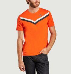 T-shirt tricolore Le Coq Sportif