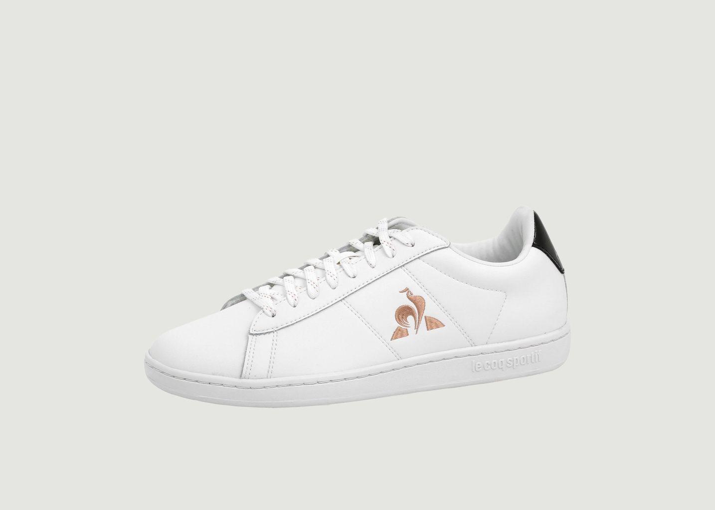 Sneakers en cuir Courtset - Le Coq Sportif