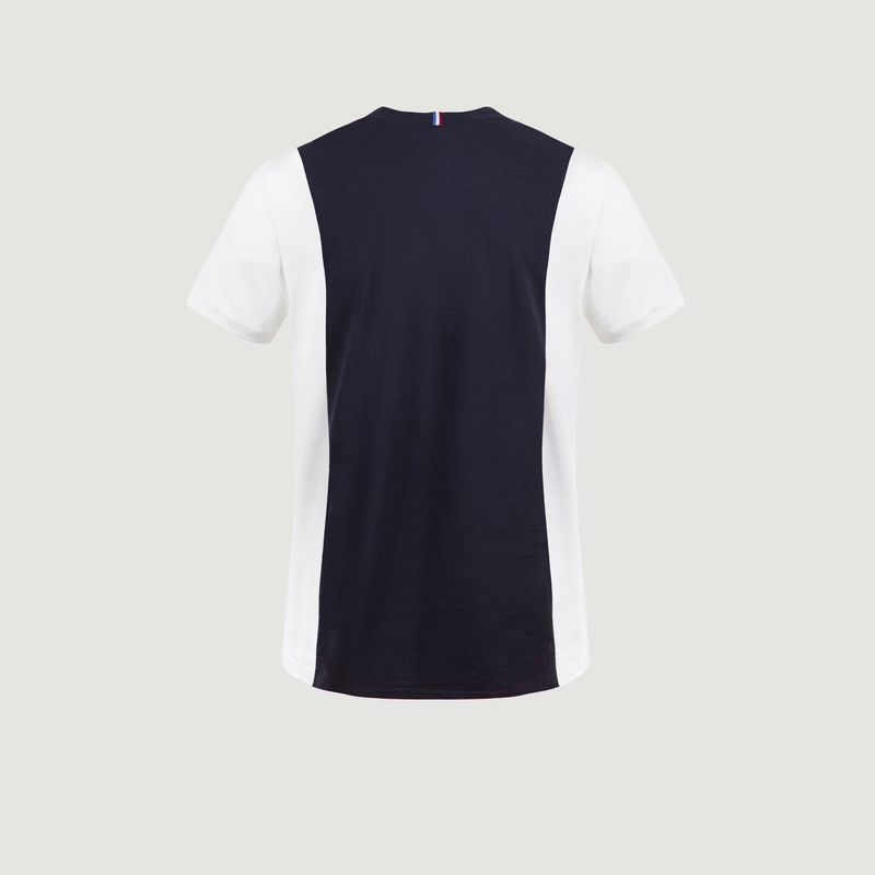 T-Shirt Bicolore - Le Coq Sportif