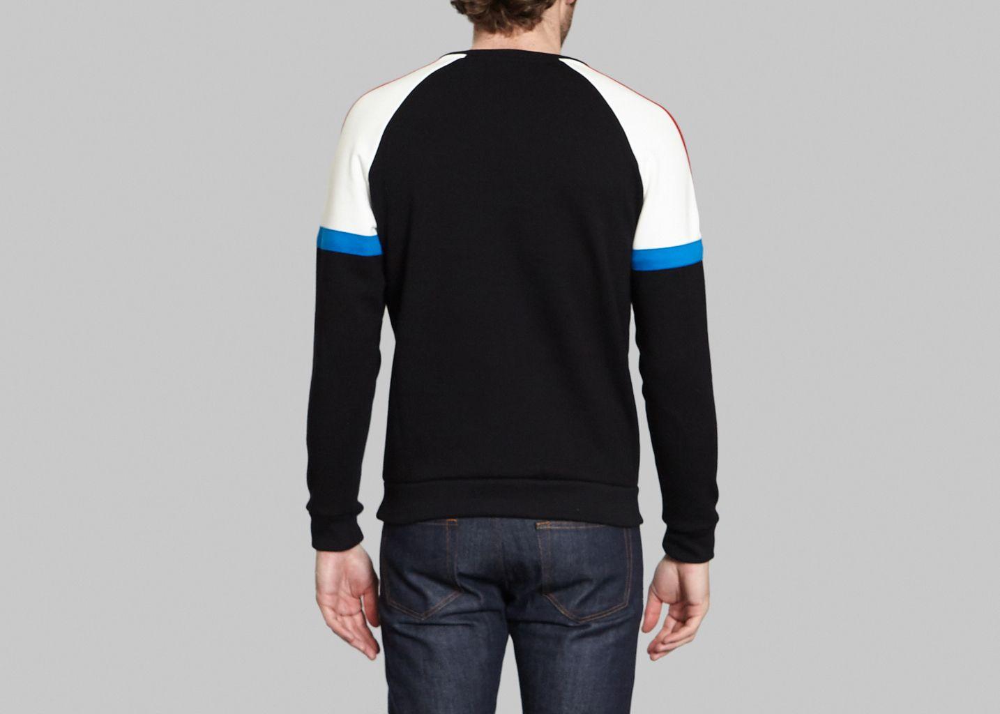 d23ec253ff39 Tricolour Sweatshirt Black Le Coq Sportif