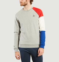 Sweatshirt Tricolore