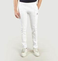 Tricolore Straight Fit Trousers