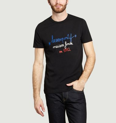 T-Shirt Tricolore 1882