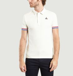 Polo Tricolore SS n°1