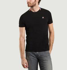 T-Shirt n°2 Col Tricolore