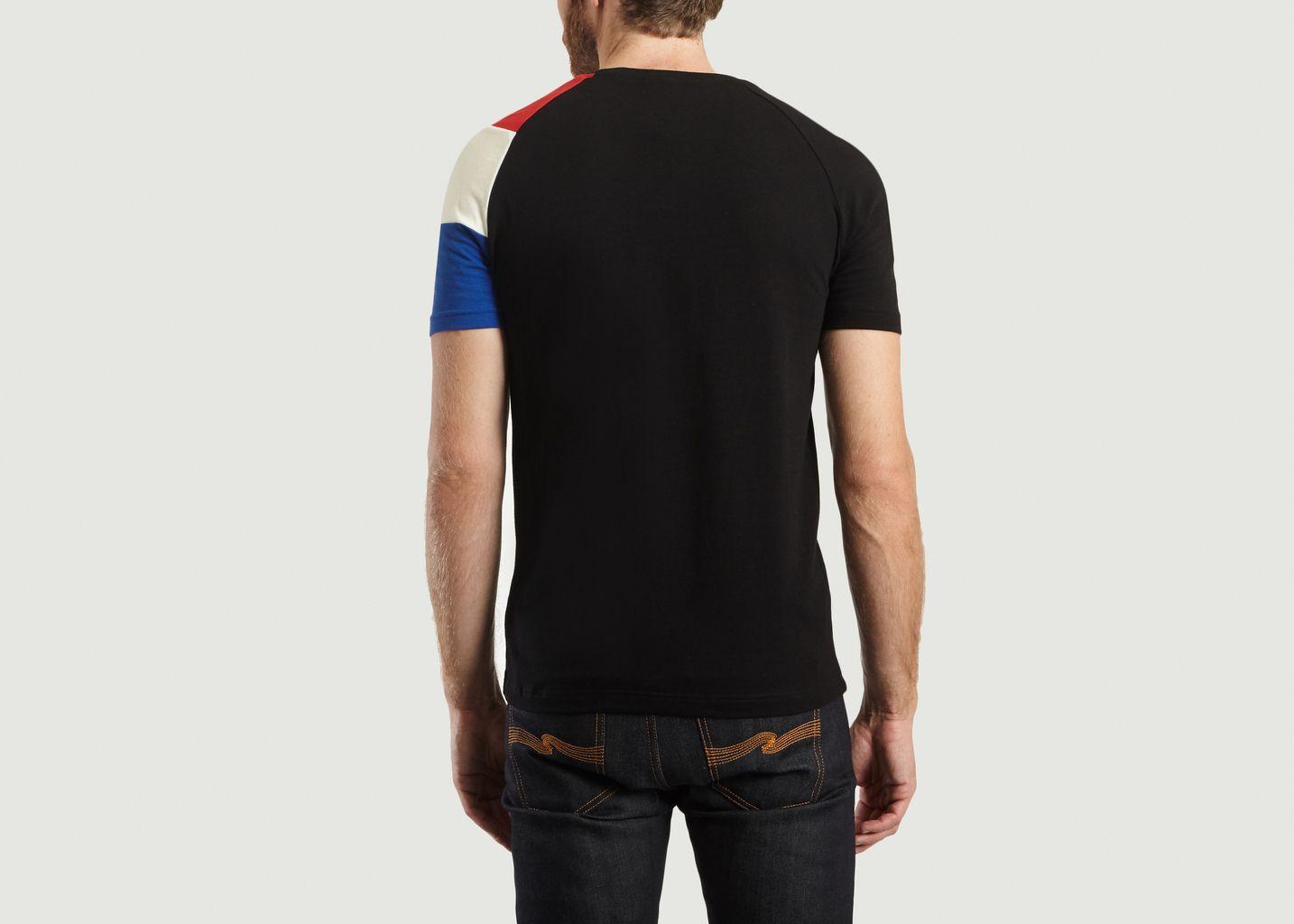 T-Shirt BBR Tri-colore n°2 - Le Coq Sportif