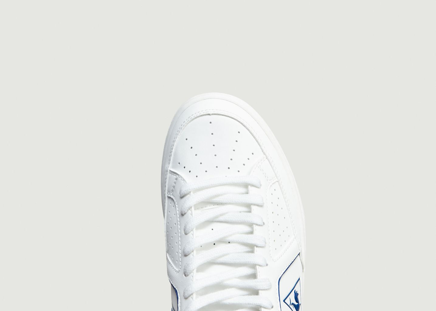 105be770054b Lea Sport Gum Icon Trainers White Le Coq Sportif