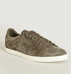 Charline Nubuck Trainers