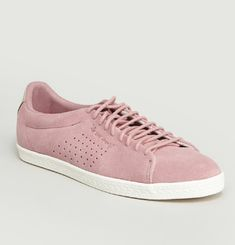 Charline Suede Trainers