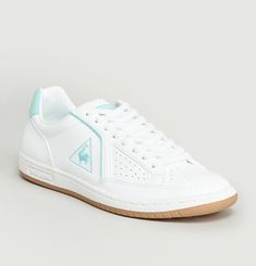 Icons Leather Trainers