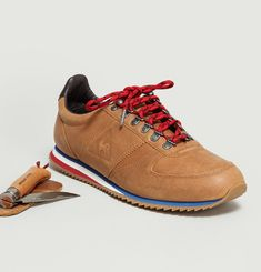 Turbostyle Le Coq Sportif X Opinel Trainers