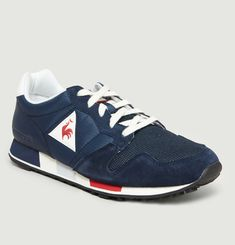 Omega Nylon Trainers