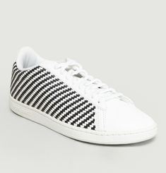 W Woven Court Set Trainers