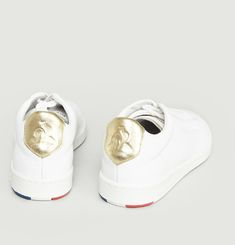 Sneakers Blazon Or