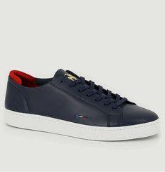 Sneakers En Cuir Club