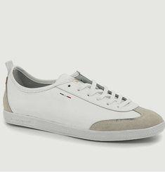 Sneakers En Cuir Provençale