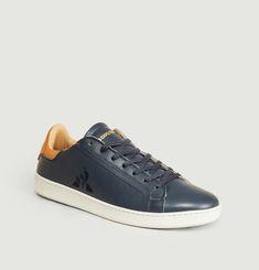 Avantage leather sneakers