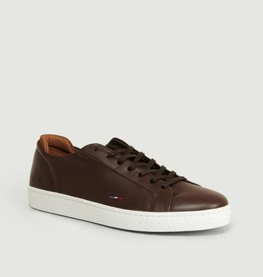 Sneakers En Cuir Club