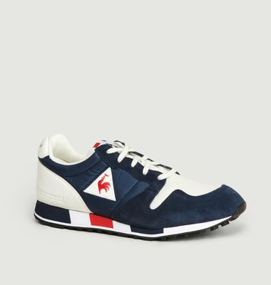 Sneakers Tricolores Omega