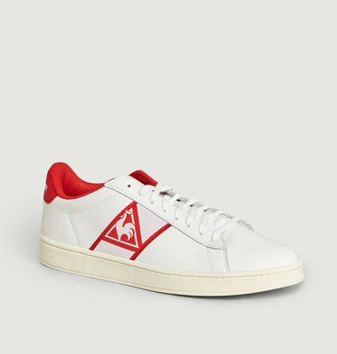 Sneakers En Cuir Classic Soft