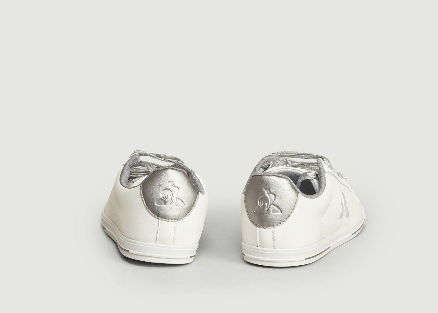 Sneakers Agathe Métallique - Le Coq Sportif