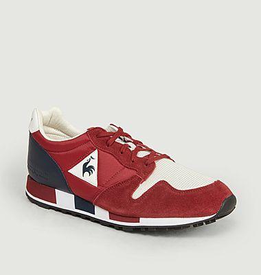 Sneakers multi-matières Omega
