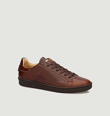 Sneakers Avantage en cuir