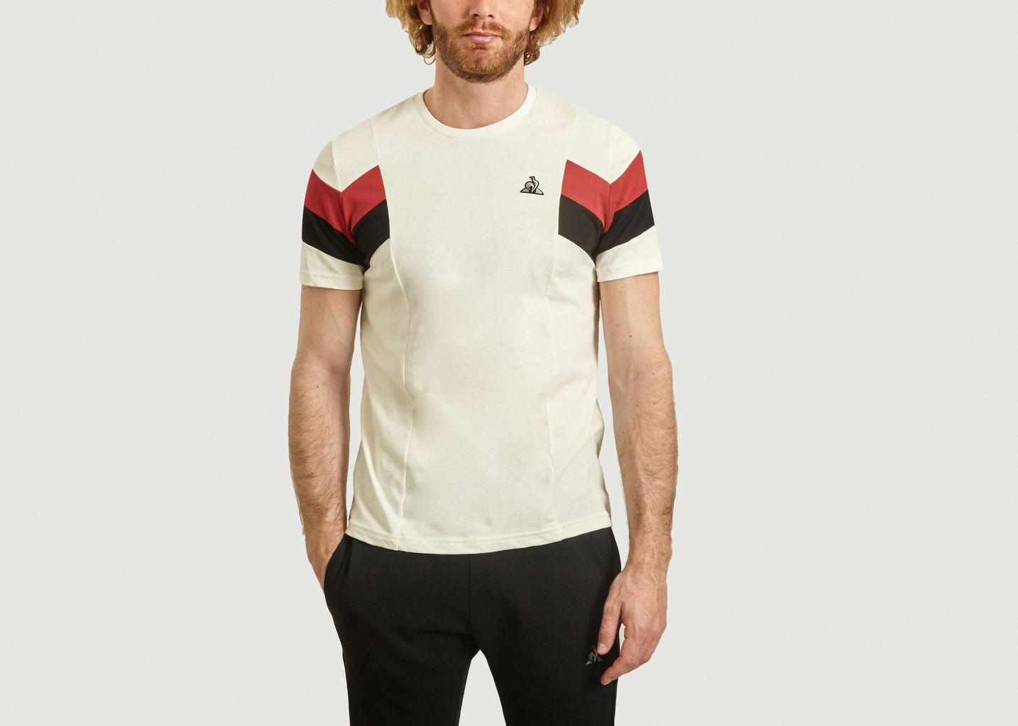 T-Shirt Chevrons - Le Coq Sportif
