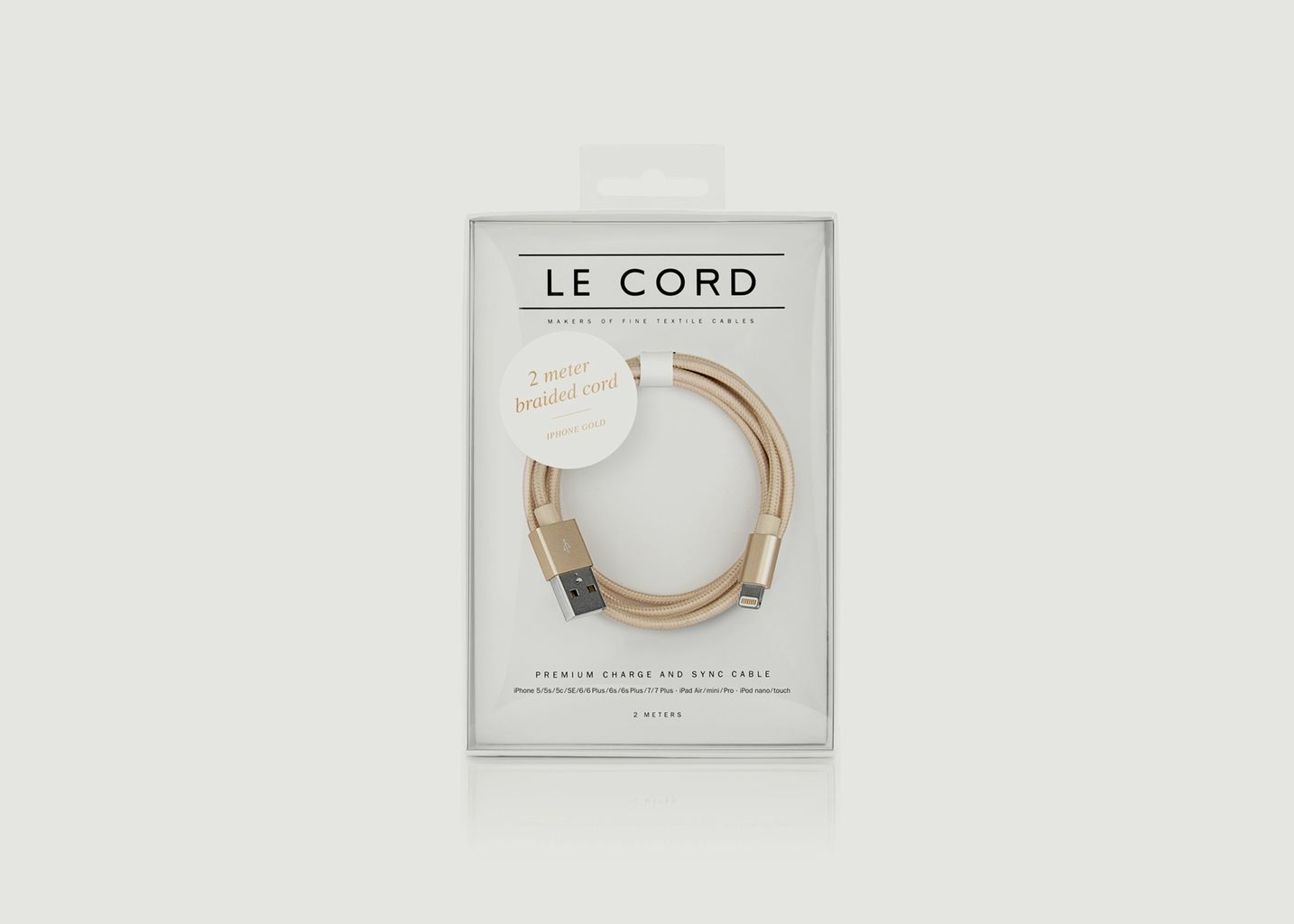 Cable USB - Le Cord