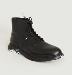 L5 Orville High Boots