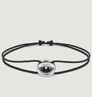 Bracelet cordon entrelacs le 3g