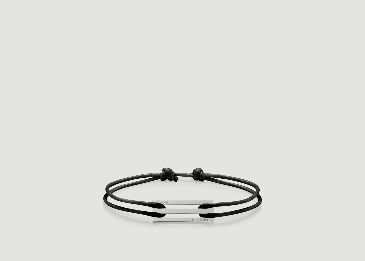Bracelet Cordon Le 2.5gr - Le Gramme