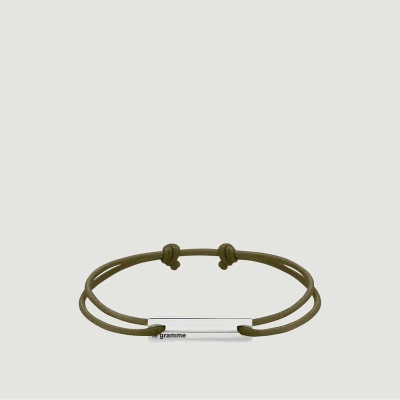 Bracele Le Cordon 1.7gr - Le Gramme